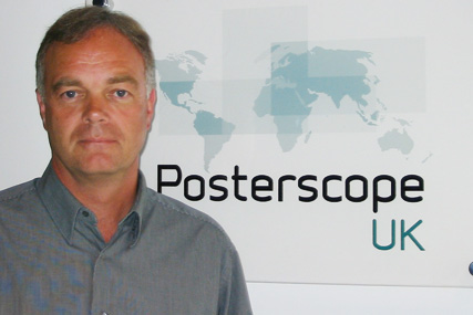 Steve Bond, managing director of Posterscope
