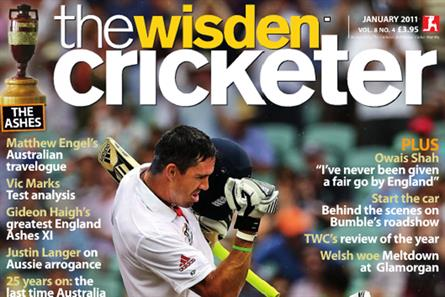Wisden: BSkyB sells magazine to cricket fans
