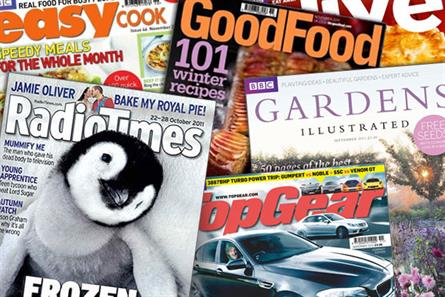 BBC Magazines: Office of Fair Trading clears sale