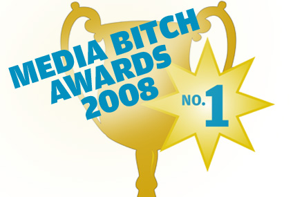 The Media Bitch Awards 2008