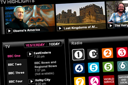 BBC iPlayer: rolls out in HD