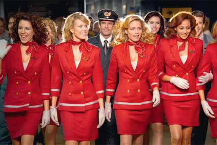 Virgin Atlantic's anniversary advert