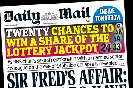 Daily Mail: owner Associated News profits increase