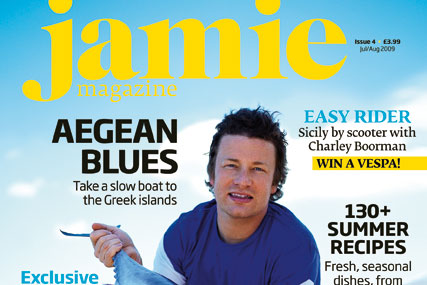Jamie Magazine made an impressive debut