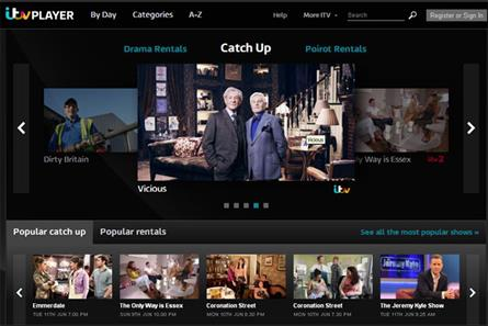 ITV Player: launches a version of its catch-up service without ads