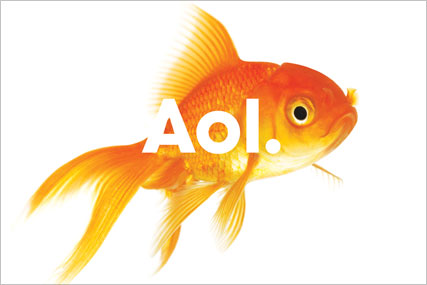 AOL: net losses top $1bn