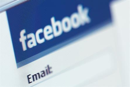 Facebook: revenues hit  £1bn