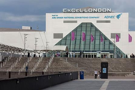 ExCel London: Ocean Outdoor wins Olympic contract