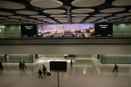 JCDecaux Airport: BAA tender result sparked staff consulation