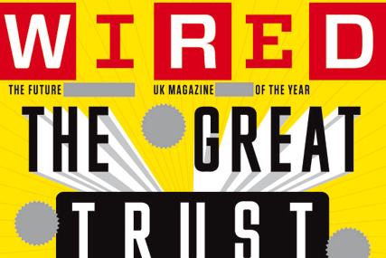 Wired: June edition with scratch off cover