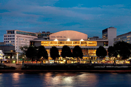 London's Southbank Centre