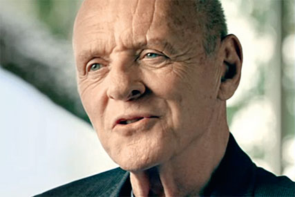 Sky role: Sir Anthony Hopkins