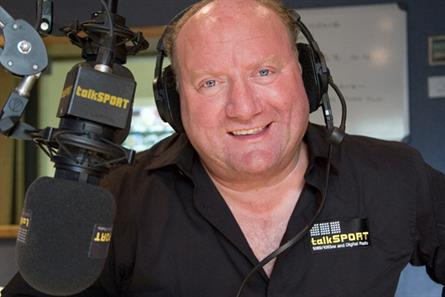 Alan Brazil: TalkSport presenter