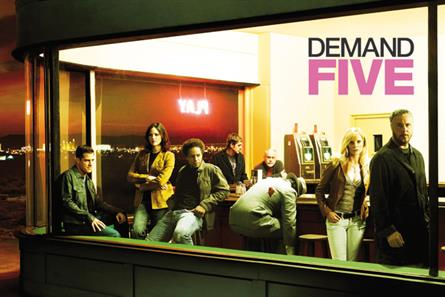 Demand Five: now on Virgin and PS3