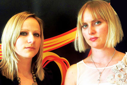 New appointments: Taxi Media's Lucie Smallwood and Laura Thompson