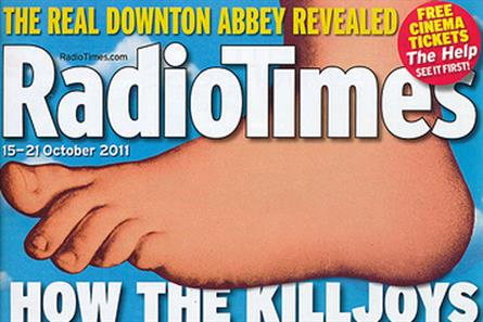 Radio Times: BBC title moves to Immediate Media