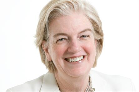 Marjorie Scardino: chief executive of Pearson