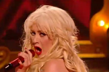 Christina Aguilera: X Factor performance led to flood of complaints