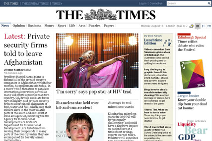 Times loses 1.2 million readers