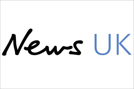 News UK logo: publisher of The Times and The Sun