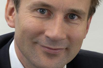 Jeremy Hunt, secretary of state for culture, Olympics, media and sport