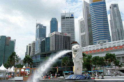 Singapore: an 'always on' attitude