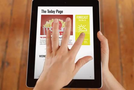 Editions: iPad magazine app from AOL