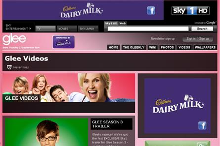 Glee: Cadbury Dairy Milk to sponsor latest series on Sky1