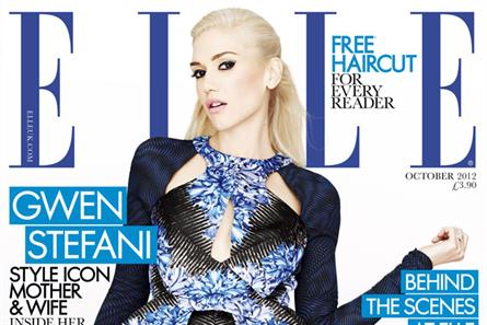 Elle: October 2012 issue