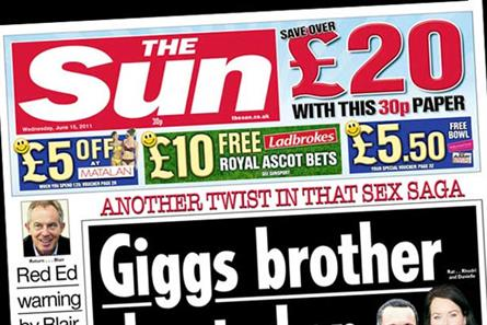 The Sun: Four reader offers