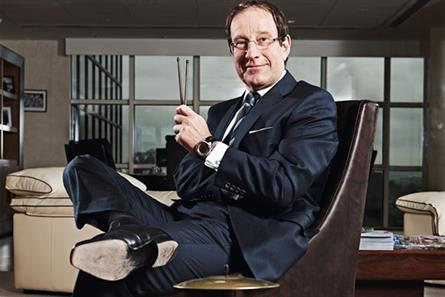 Richard Desmond: chairman of Northern & Shell