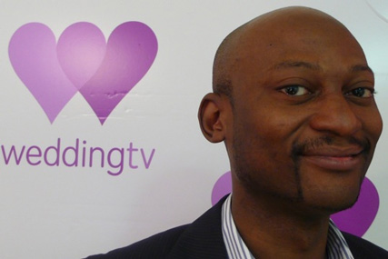 Chris Gilbert, new advertising sales manager for Wedding TV