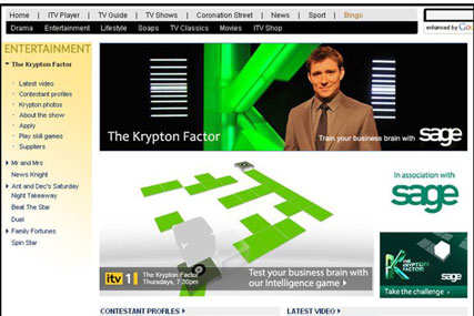 The Krypton Factor: linked website