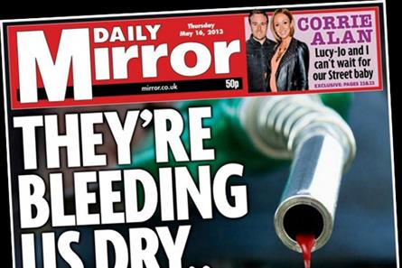 Daily Mirror: 'continuing to achieve volume trends better than the market'