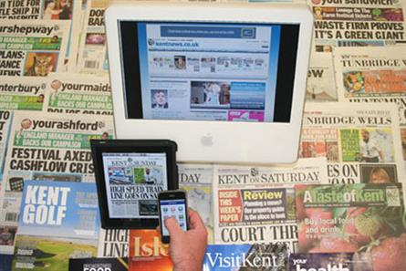 Archant: regional publisher records operating profit of £600,000