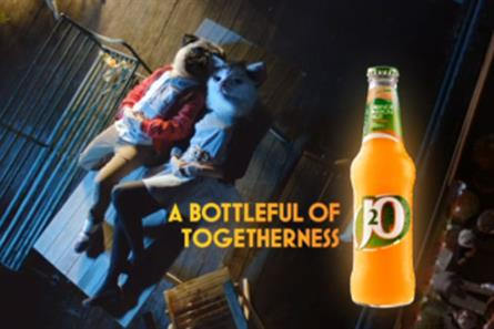 Britvic: J2O brand signs sponsorship deal with Global Radio