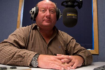 Alan Brazil: breakfast sports show heads to the US