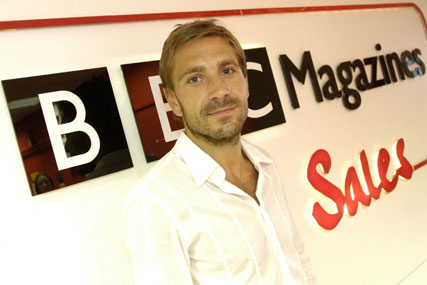 Matt Teeman, director of ad sales, BBC Magazines