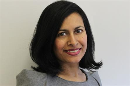 Yoko De Souza: appointed director of client sales at Amscreen