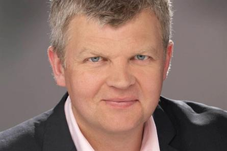 Adrian Chiles: fronted ITV's coverage of the Euro 2012 tournament