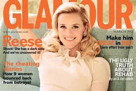 Glamour: March 2012 edition