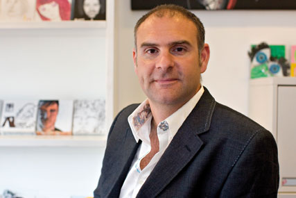 Jeff Dodds is brand and marketing director from Virgin Media TV