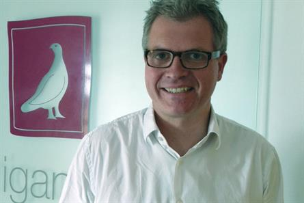 Mark Ashley: joins Ptarmigan