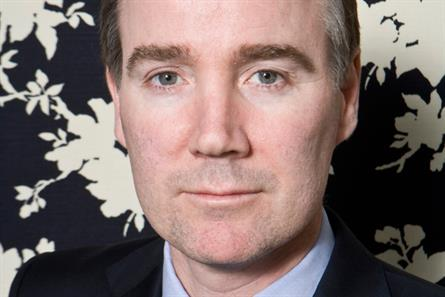 Adam Crozier: chief executive, ITV