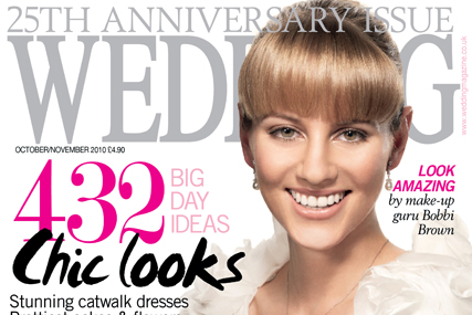 Wedding: bumper 25th anniversary issue