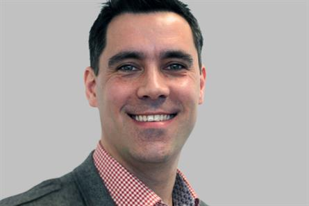 Gavin Johnson: appointed head of UK sales at Specific Media
