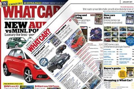 What Car? magazine: a Haymarket Consumer Media title