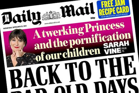 Daily Mail: owner reports 5% drop in ad revenues