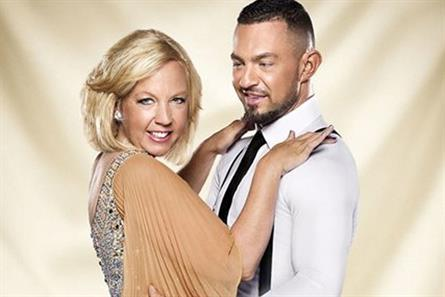 Strictly Come Dancing: Deborah Meaden exits the show this week