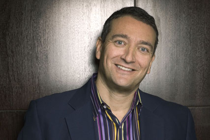 Global Radio chief executive Stephen Miron